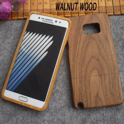 Samsung Galaxy Note 7 Case All Nature Wood Case (P16)