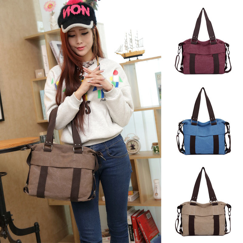 Lady's Bag Women Bag Shoulder Bag Satchel Crossbody Tote Handbag