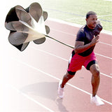 Meaningful Creative Fashion Sport Equipment Running Umbrella Football Training Tool Resistance Parachute Adjust Speed