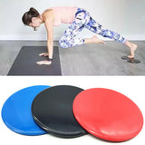 1 Pair (2PCS )Sport Workout Gliding Slide Discs Fitness Gliders Gym Slider Exercise Core Training Slimming Abdominal Equipment