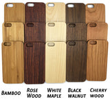 Maple Heart Canada maple pattern on wood phone case for iPhone&samsung