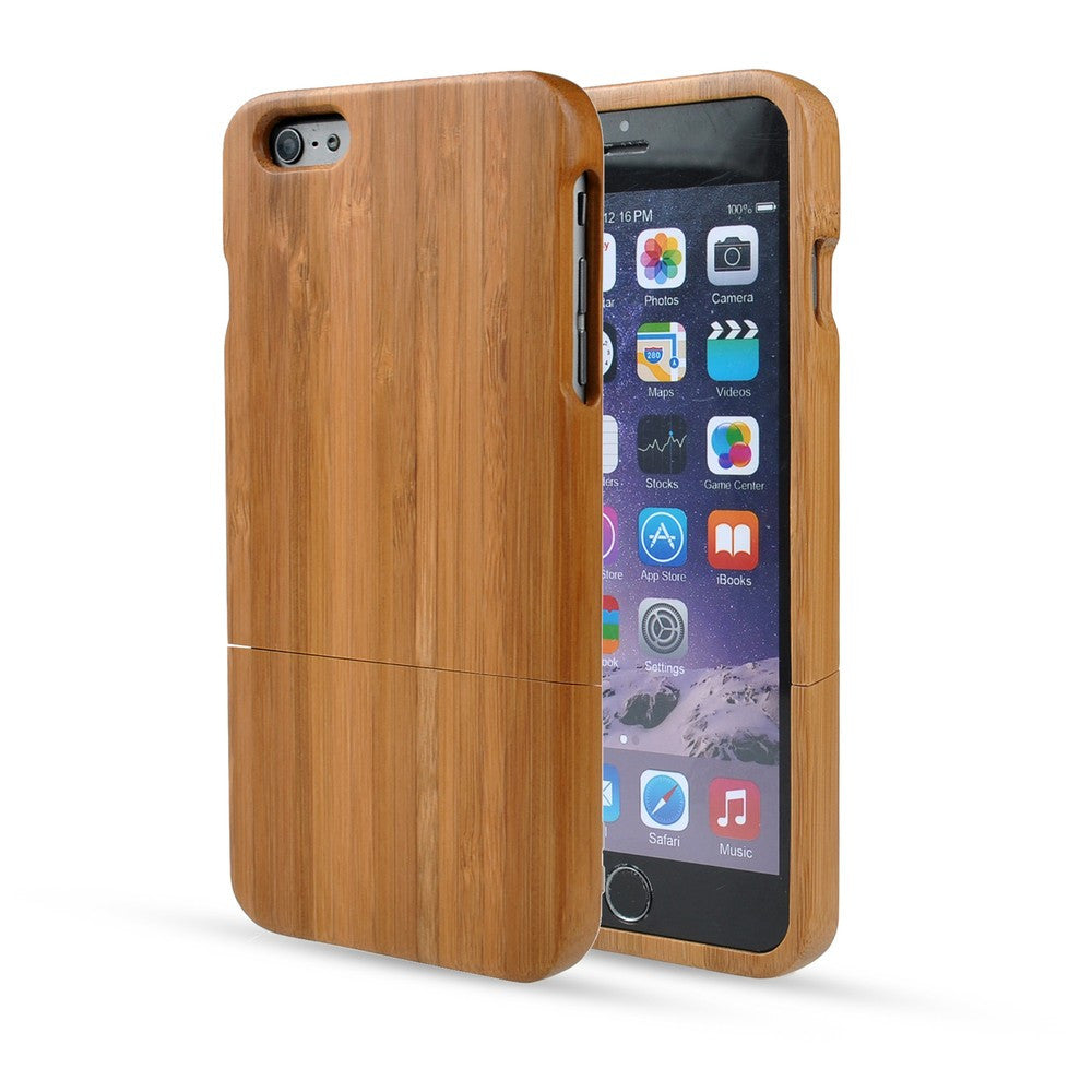 iPhone 6S iPhone 6S Plus All Nature Wood Case (P07)