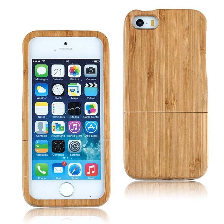 iPhone 5 5s All Nature Wood Phone Case (P04)