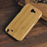 Samsung Galaxy Note 2 N710 7109 7102 7108 Case All Nature Wood Case (P10)