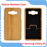 Samsung GALAXY A5 A500 A5000 Bamboo Natural Wood Case (P21)