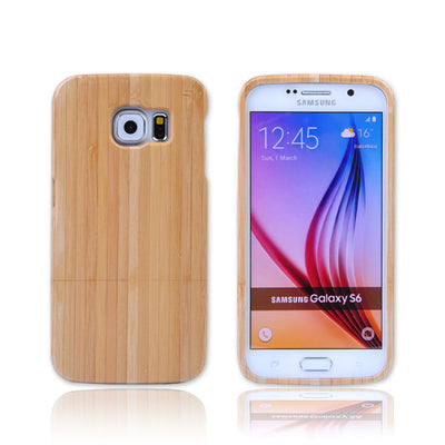 Samsung Galaxy S6 Case All Nature Wood Case (P17)