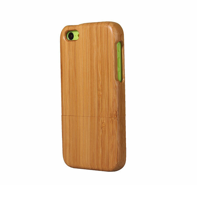 iPhone 5C Cover All Nature Wood Phone Case (P05)