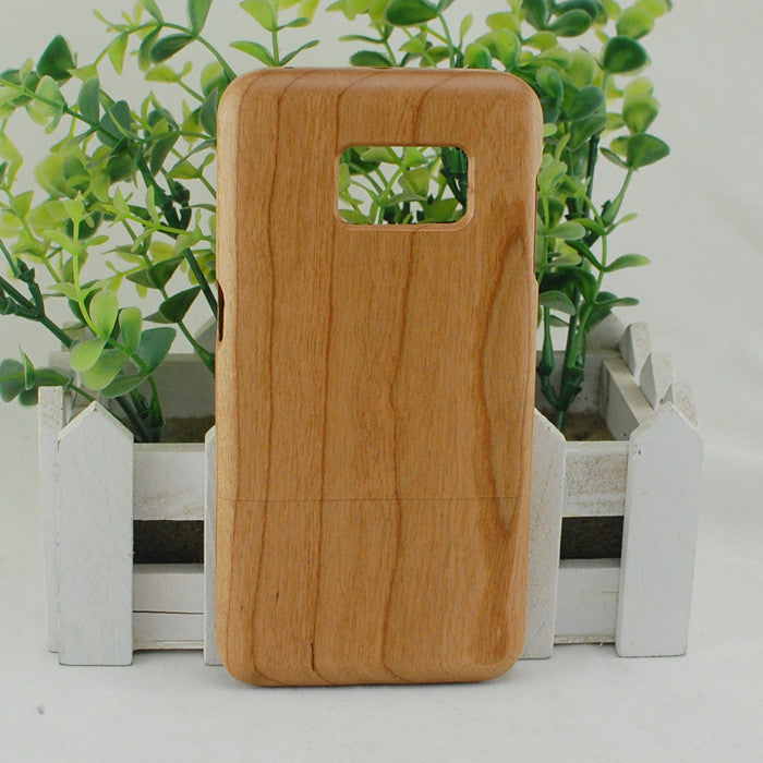Samsung Galaxy S6 Edge Case All Nature Wood Case (P18)