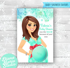 Winter Baby Shower