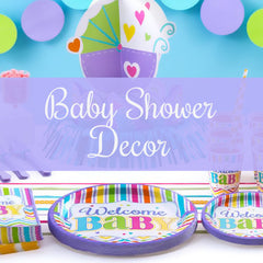 Baby Shower Games & Decor