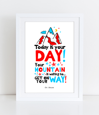 Dr Seuss Quotes Dianamariastudio
