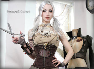 Top 5 Steampunk Costumes We Hope to See This Halloween