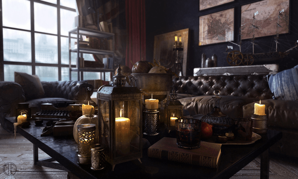 Five Steampunk Decor Items for Any Home!
