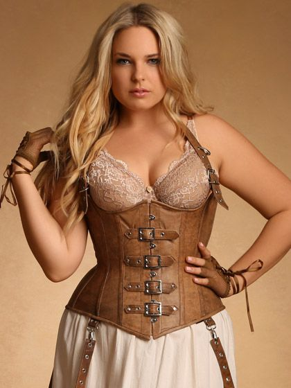 The Steampunk Connection To Corsets