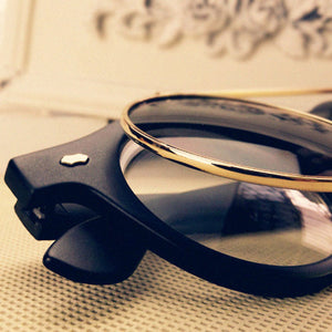 Double Lens Flip Up Sunglasses - Steampunk Artifacts