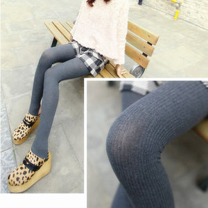 Aurora Slim Sweater Leggings - Steampunk Artifacts