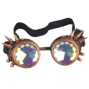 Steampunk Cyber Goggles - Steampunk Artifacts