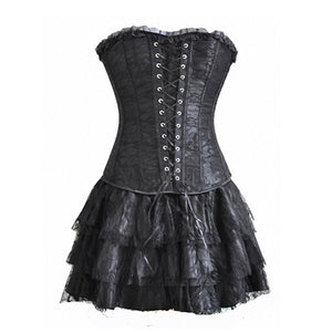 Steampunk Corset Waist Trainers - Steampunk Artifacts