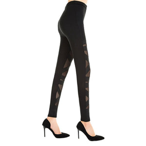 Blackout Steampunk Leggings - Steampunk Artifacts