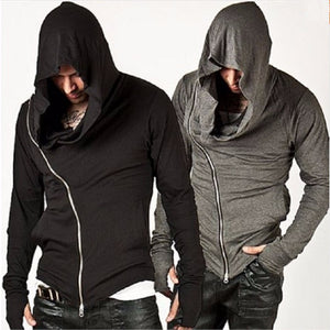 Sinister Assassin Hoodie - Steampunk Artifacts