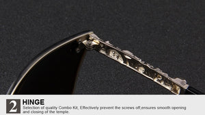 Gothic Skull Sunglasses - Steampunk Artifacts