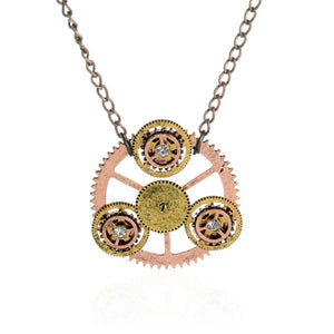 Steampunk Necklace Collection - Steampunk Artifacts