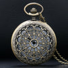 Vintage Steampunk Golden Pocket Watch -  - 9
