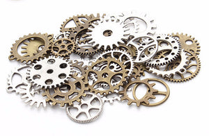 DIY Steampunk Industrial Gears - Steampunk Artifacts