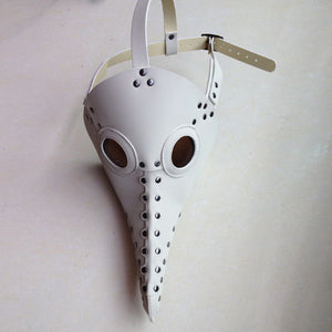 Steampunk Plague Doctor Mask - Steampunk Artifacts