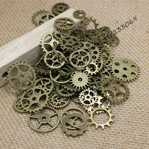 Steampunk Gears DIY Jewelry - Steampunk Artifacts