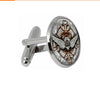 Angel Wings Steampunk Cufflinks -  - 2