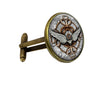 Angel Wings Steampunk Cufflinks -  - 4