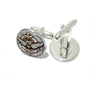 Angel Wings Steampunk Cufflinks -  - 5