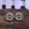 Angel Wings Steampunk Cufflinks -  - 3