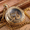 Steampunk Chain Pocket Watch -  - 3