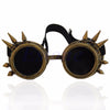 Steampunk Cosplay Goggles -  - 9