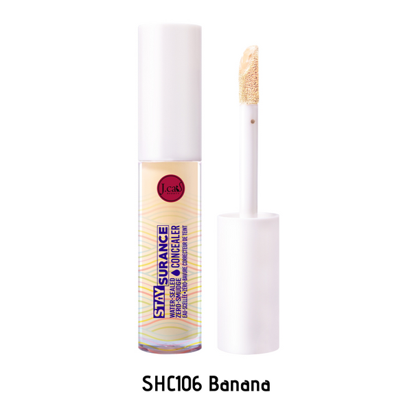 Staysurance Water-sealed/Zero smudge concealer (Banana)