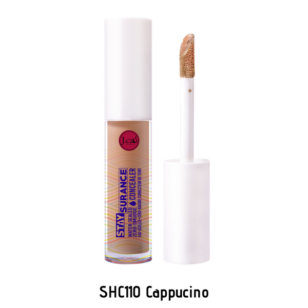 Staysurance Water-sealed/Zero smudge concealer (Cappucino)