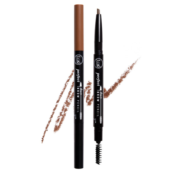 Perfect Duo Brow Pencil (Jet Black)