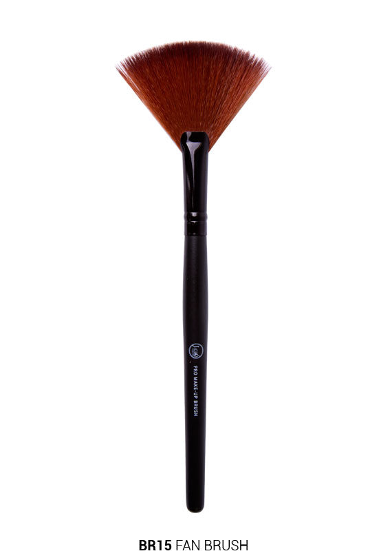 Pro Make Up Brush (Fan)
