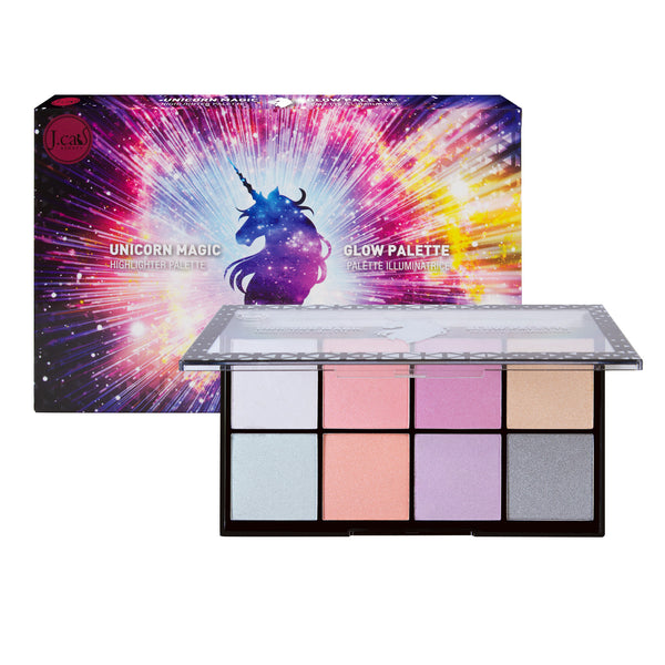 Unicorn Magic Glow Palette