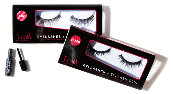 Eyelashes Latex Free (EL101)