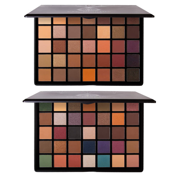 Eye Imagine 35 Color Eye Shadow Palette (Eye Came Alive)