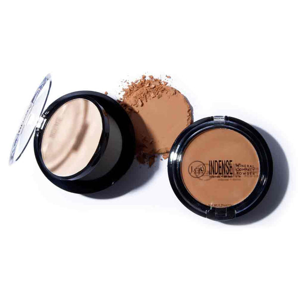 Indense Mineral Compact Powder (Coffee)
