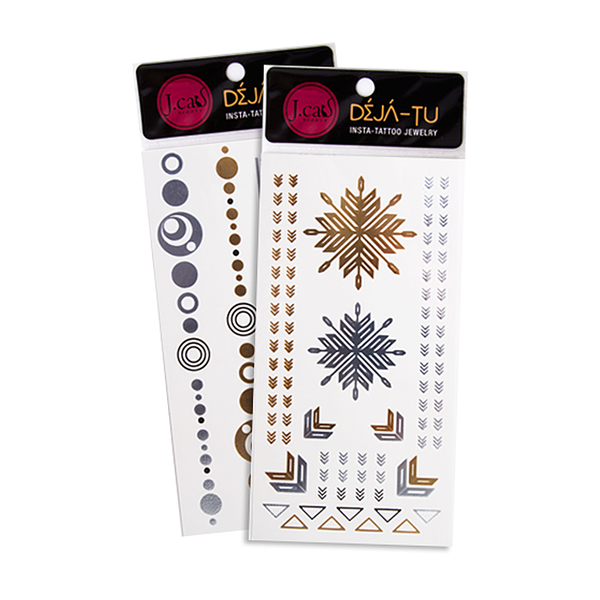Insta-Tattoo Jewelry (Dejatu Single Tattoo 110)
