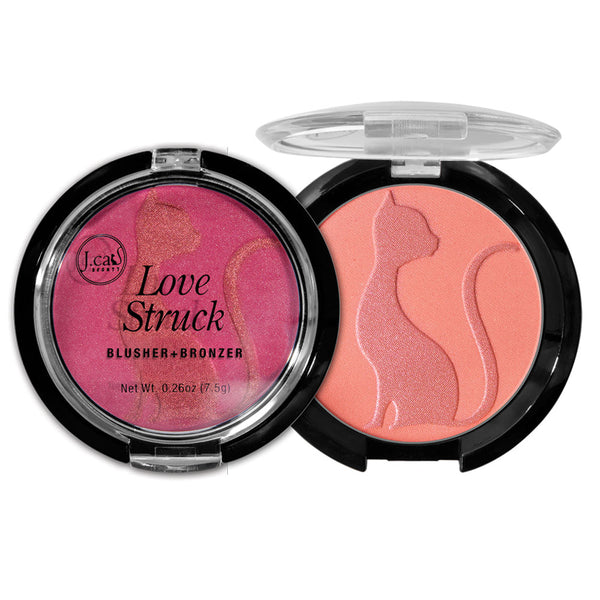 Love Struck Blusher+Bronzer (Sweetheart)