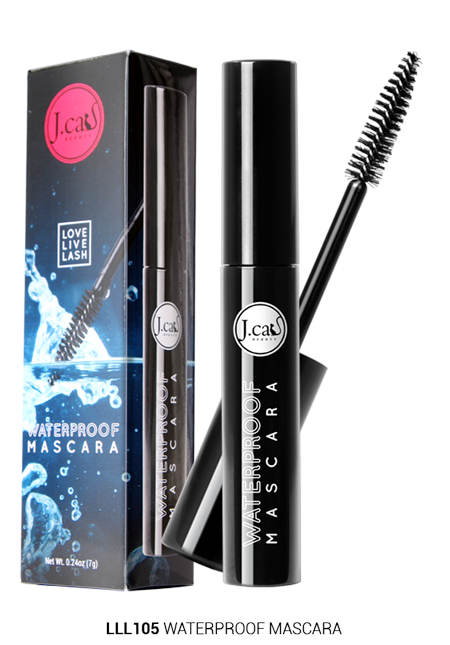 Long Live Lash Mascara (Waterproof Mascara - Jet Black)