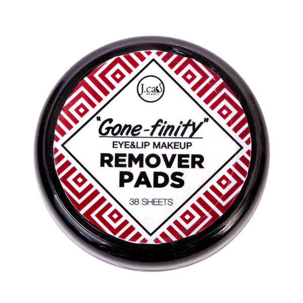 Gone-Finity Eye/Lip Make up Remover Pads