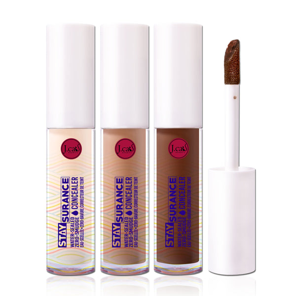 Staysurance Water-sealed/Zero smudge concealer (Custard)