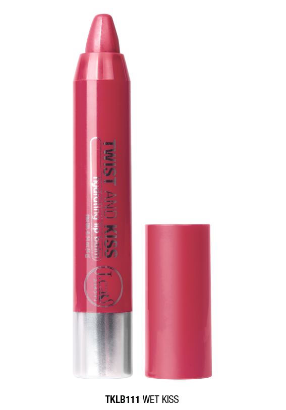 Twist and Kiss Hydrating Lip Balm (Wet Kiss)